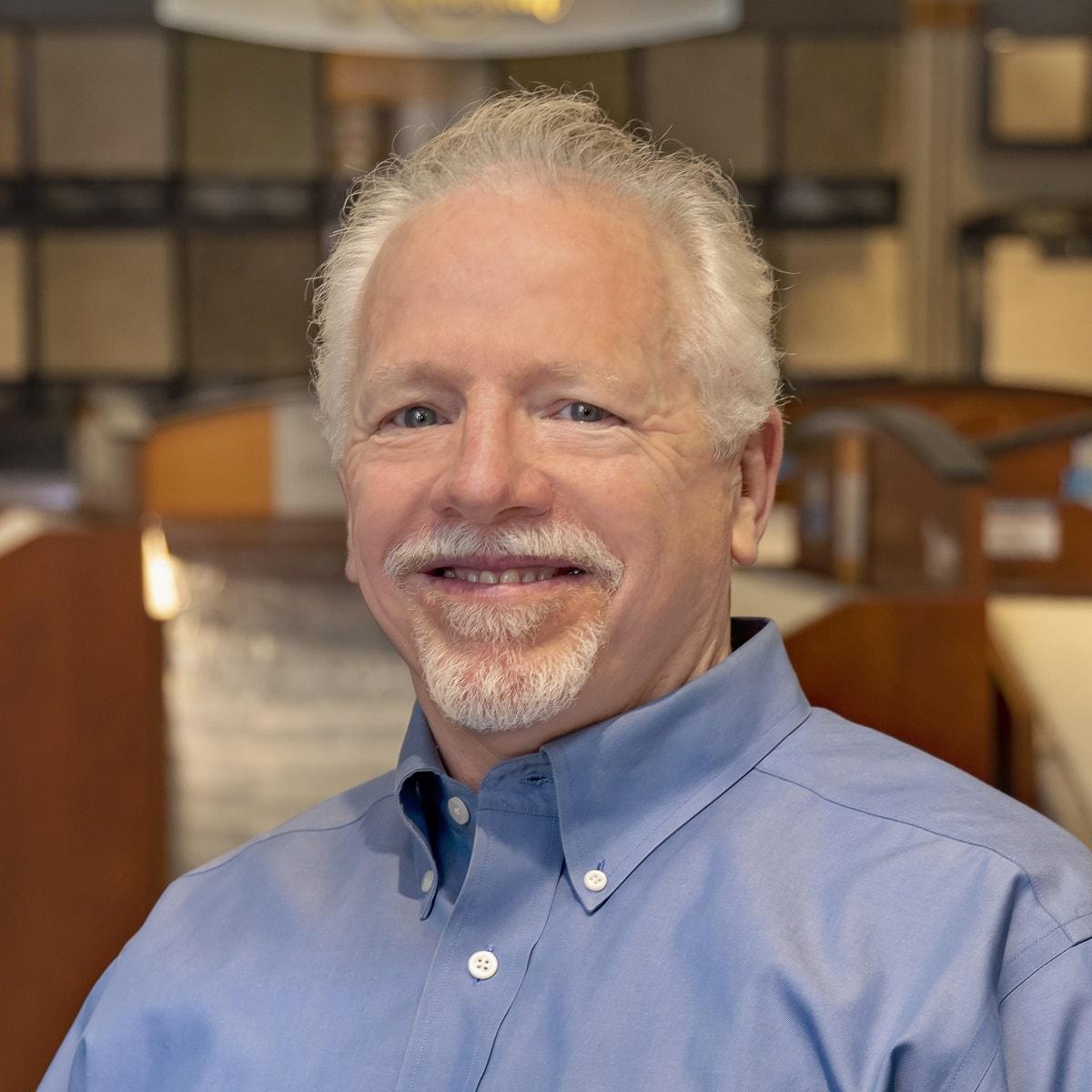 Employee Bill Gould - Jim Boyd's Flooring America