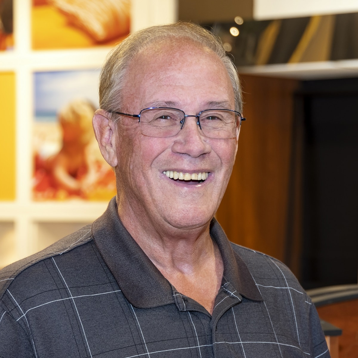 Employee Jim Boyd - Jim Boyd's Flooring America