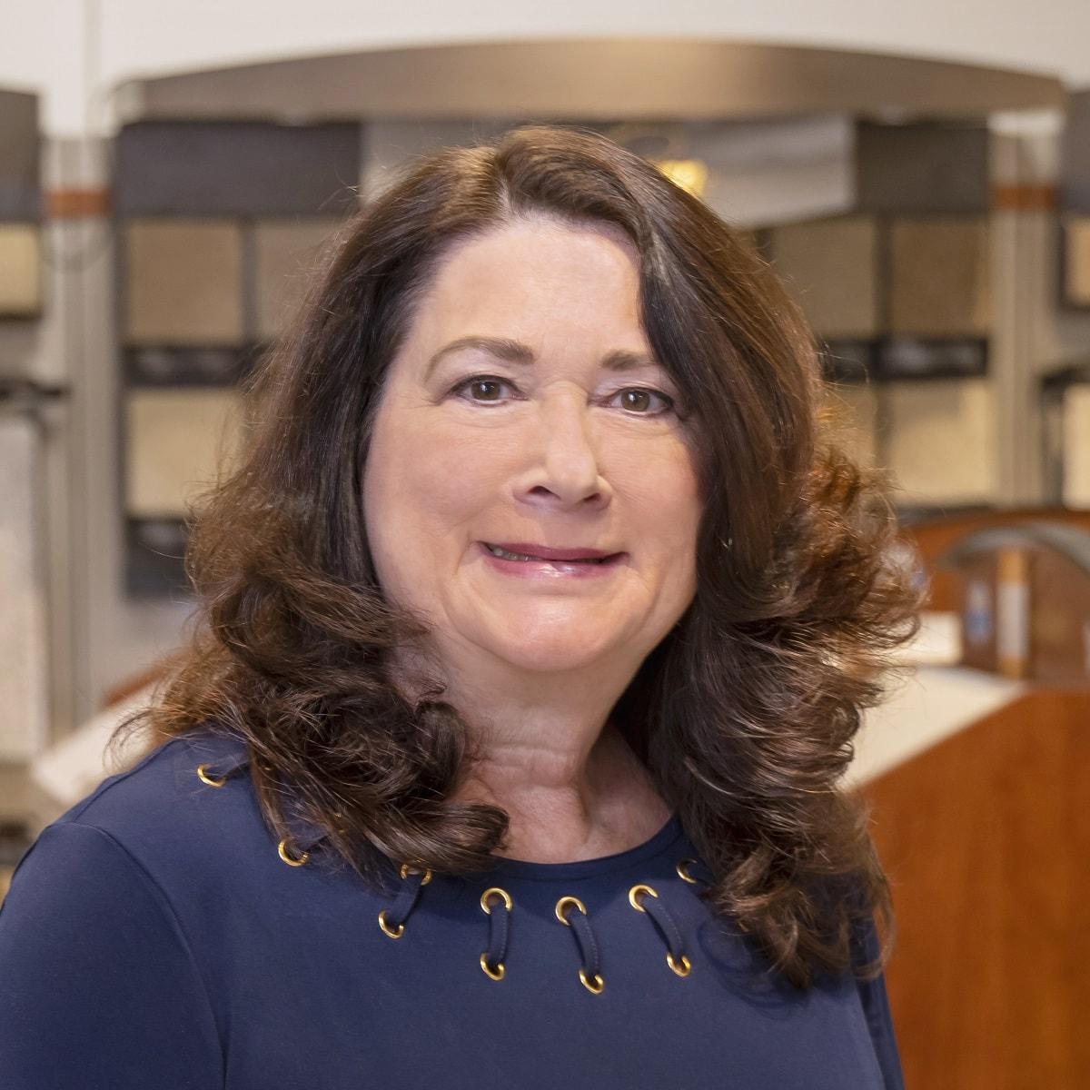 Employee Sharon Friedman - Jim Boyd's Flooring America