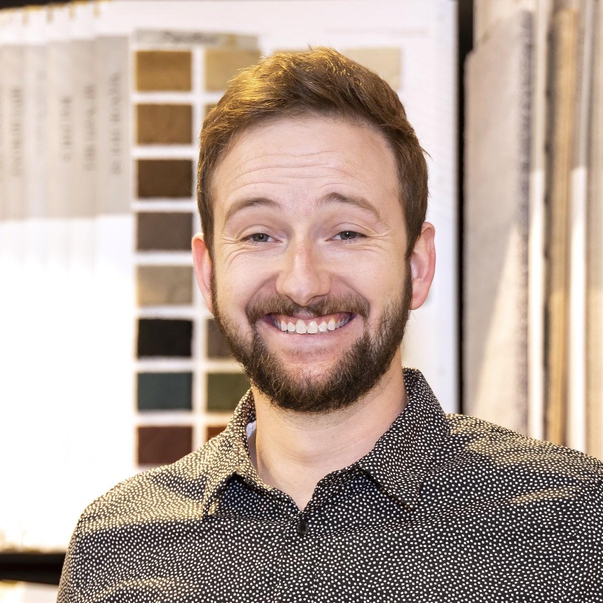 Employee Casey Horton - Jim Boyd's Flooring America