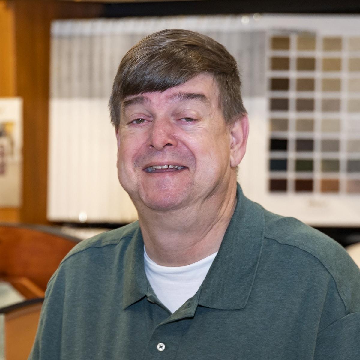 Employee Tom Harryman - Jim Boyd's Flooring America