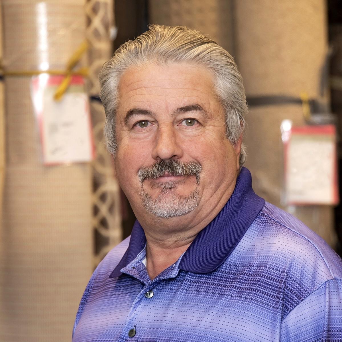 Employee Domenick Fama - Jim Boyd's Flooring America